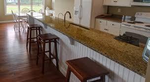 kitchen island height