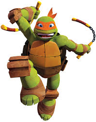 ninja turtles michelangelo. Wonderful Ninja Wallhogs Teenage Mutant Ninja Turtles  For Michelangelo M