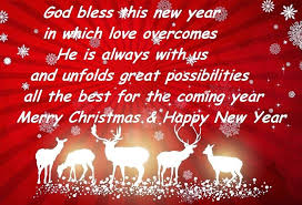 Christian New Year Wishes Quote Best Of Christian New Year Greetings 24 Happy New Year 24 Wishes