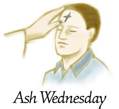 Image result for free ash wednesday clipart