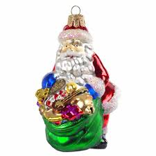 Sikora Bs189 Christbaumschmuck Glas Ornament