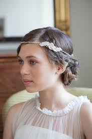 1930s Hair Style 1920s wedding headpiece downton abbey style great gasby 8566 by wearticles.com