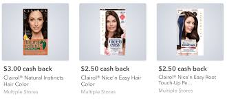 How to dye hair from black to brown without bleach l loreal hicolor: Hot New 3 1 Clairol Hair Color Printable Coupon Stackable Ibotta Rebate Offers Amazing Deals At Cvs Target And More Dapper Deals