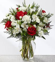 winter love bouquet