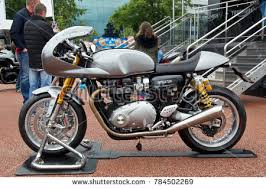 Motorcycle Display Stand Coventry Uk June 100 New Triumph Stock Photo 78100502269 Shutterstock 28