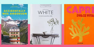 best coffee table books to now