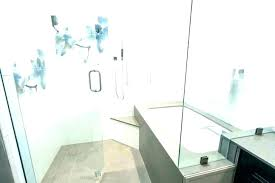 freestanding tub in small bathroom deep tubs for bathrooms medium size of shower combo combinations corner
