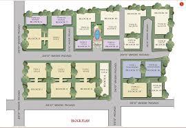 Silent Valley Floor Plans  Chennai Villas Floor Plans   Tambaram    Block   Phase I  Row Houses