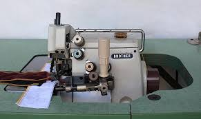 Brother Industrial Serger Sewing Machine