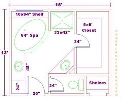 master bathroom designs floor plans. master bathroom dimensions extraordinary floor plans design 13x15 sizefree designs e