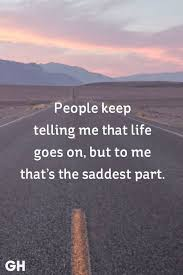 Sad Quotes About Life Interesting 48 Best Sad Quotes Quotes Sayings About Sadness And Tough Times