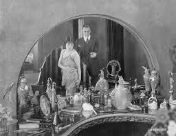 1920s Photograph   Bedroom Scene, 1920s By Granger