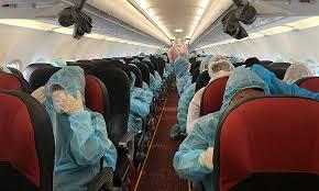vietnam suspends inbound flights from