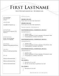 Best Resume Builder Pelosleclaire Com