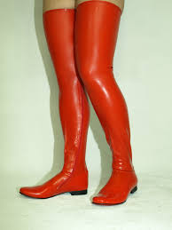 Rubber boot fetish pics