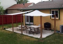 fabric patio shades. Plain Shades Image Of Patio Shade Structure Ideas To Fabric Shades