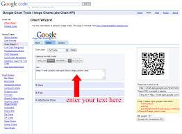Google Charts Qr Code How To Add A Qr Code To Your Email Or Website Using Googles
