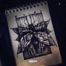 фото эскизы мотылёк мотылёк в стиле графика татуировки на бедре