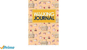 walking journal amazon com walking journal 9781731131102 rogue plus publishing