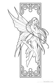 Fairy Printable Coloring Pages Fairy Coloring Page Fairy Coloring