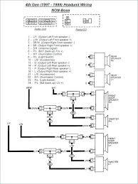 radio wire schematic for 1996 nissan pickup wiring diagram technic