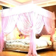 Canopy Netting Over Bed Kmart Bedroom Net Girl The – miamihustle