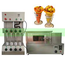 Automatic Pizza Maker Vending Machine Mesmerizing Commercial Stainless Steel Automatic Pizza Making Machine Pizza
