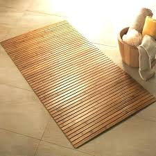 exotic best bath rugs best bath mats photo 7 of 9 bamboo wooden mat awesome bathroom exotic best bath rugs