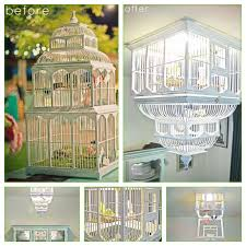 chic diy birdcage chandelier october 2016 trends to traditions blog