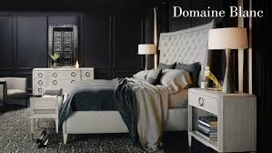 Domaine Blanc Bedroom Items Bernhardt