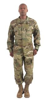 Ocp Pattern Simple Can You Wear ACU Unit Patches With The New OCPMulticam After July