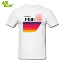 Cool Shirt Designs For Guys Us 12 65 45 Off T 180 Video Cassette Tape Vhs T Shirt Man Short Sleeve 100 Cotton Cool Tees Adult Big Tshirts Fashion Exercise Guys Tee Shirts In