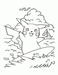 Niewu Pokemon Kleurplaat Pikachu Kleurplaat 2019