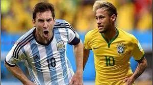 مباراة الارجنتين والبرازيل 11-11-2016 HD - YouTube