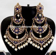 outdoor surprising long chandelier earrings 32 whole indian stani kundan jewellery surprising long chandelier earrings 32