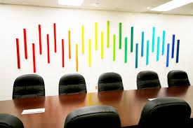 modern art for office. Image Of Corporate Art | 3D Wall Sculpture Ombre Office Artwork Modern For O