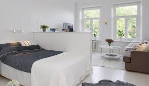 14 Bedroom with living room design ideas. Decorating a small apartment to  meet the real needs of one family is a real challenge for every designer.