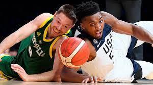 USA vs Australia - Full Game Highlights ...