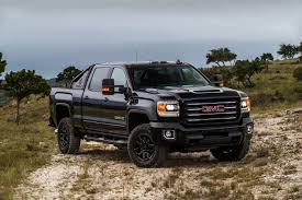 2017 Sierra HD All Terrain X - The Best Off-Road Pickup - Cardinale GMC