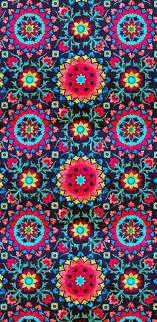 Seeing Kaleidoscope Patterns Adorable Coquita Bright Kaleidoscope Pattern Sindhy Pinterest Bright