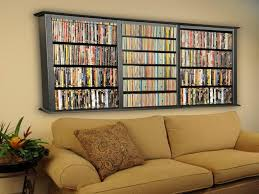 how to build the wall mounted bookcase stroovi