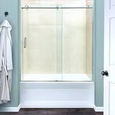 kohler shower doors shower sliding doors medium size of bed bath sterling shower doors tub