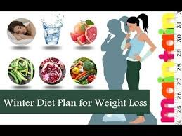 Winter Diet Plan For Weight Loss In Hindi How To Lose Belly Fat During Winters