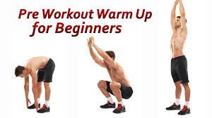 exercises that you should follow before directly jumping into the workout warm up and stretching