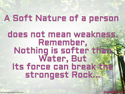index of wp content uploads  a soft nature of a person does not mean weakness jpg