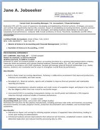 Resume Sample For Accounting Jobs Cpa Resume Sample Entry Level Resume Entry Level