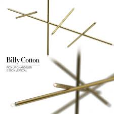 3d model billy cotton pick up 5 stick cgtrader in billy cotton chandelier gallery
