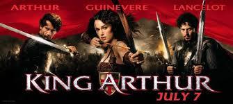 king arthur on tv