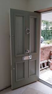 Exterior Door Width Set Painting