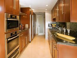 Cherry Wood Kitchen Cabinets Cherry Wood Kitchen Cabinets With Black Granite Grey Double Bowl